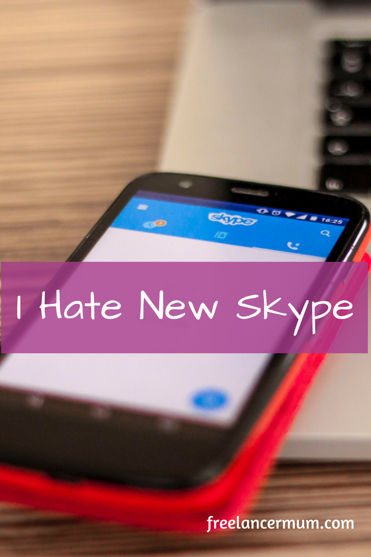 I Hate New Skype! Where Can I Get Old Skype?