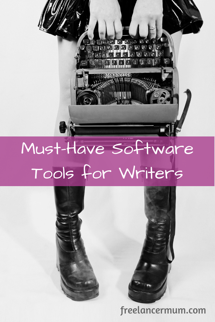 Must-Have Software Tools for Writers