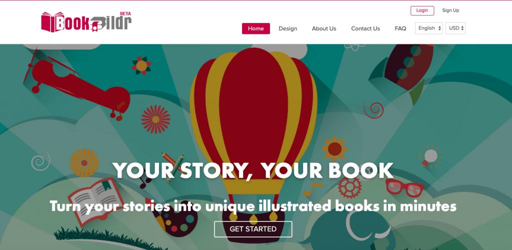 make custom picture book