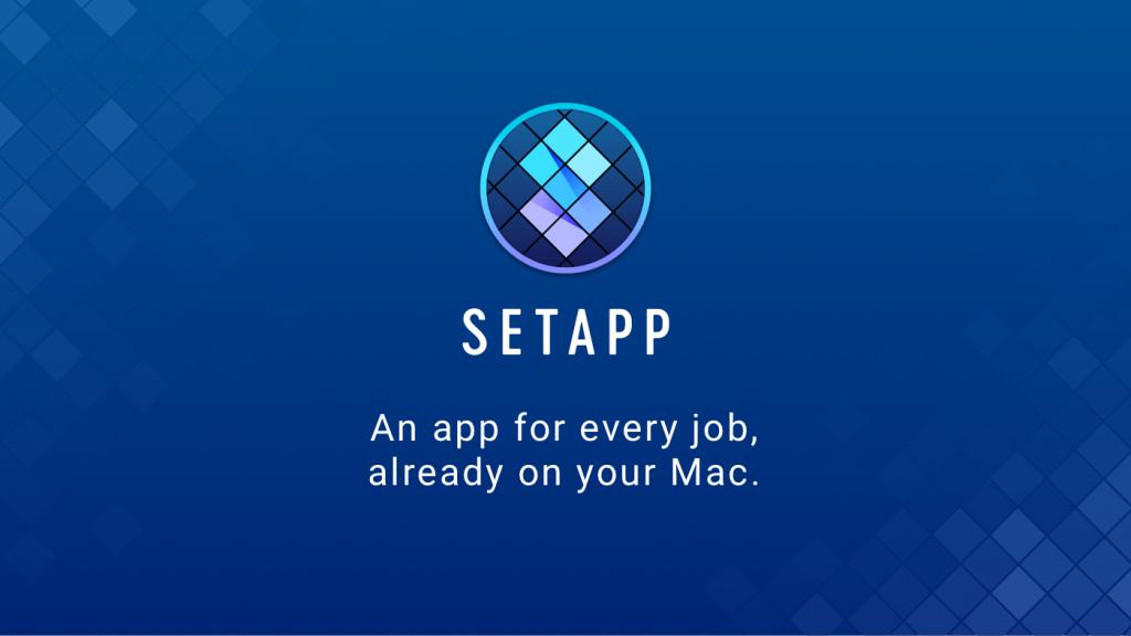 why use setapp