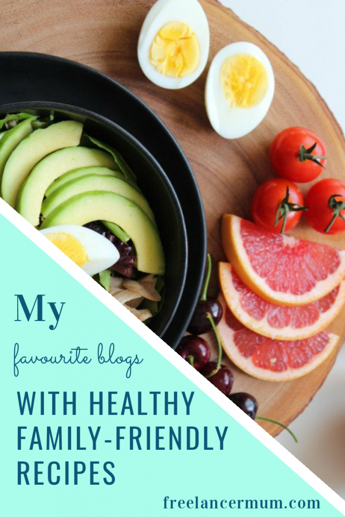 Best healthy eating blogs